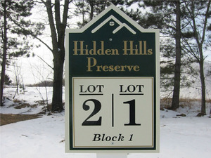 Lot Markers
