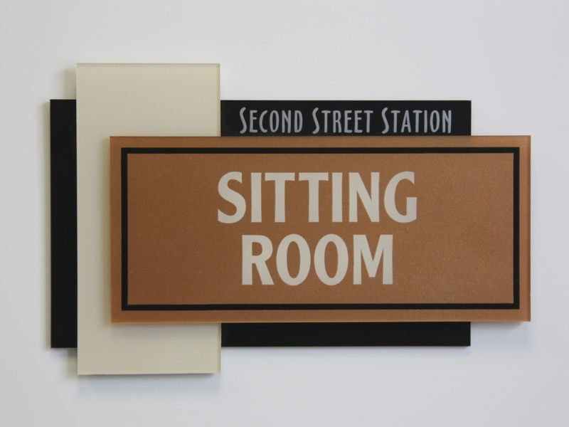 Custom Interior Signs Elements Inc