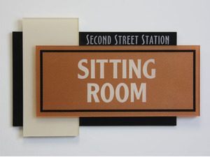 Custom Interior Signs