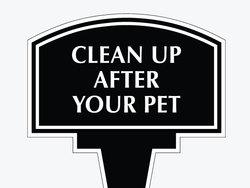 Lawn Pet Clean Up